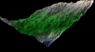 Diamond Square Algorithm render 18
